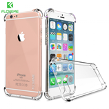 FLOVEME Anti Knock Fundas Clear Case For iPhone